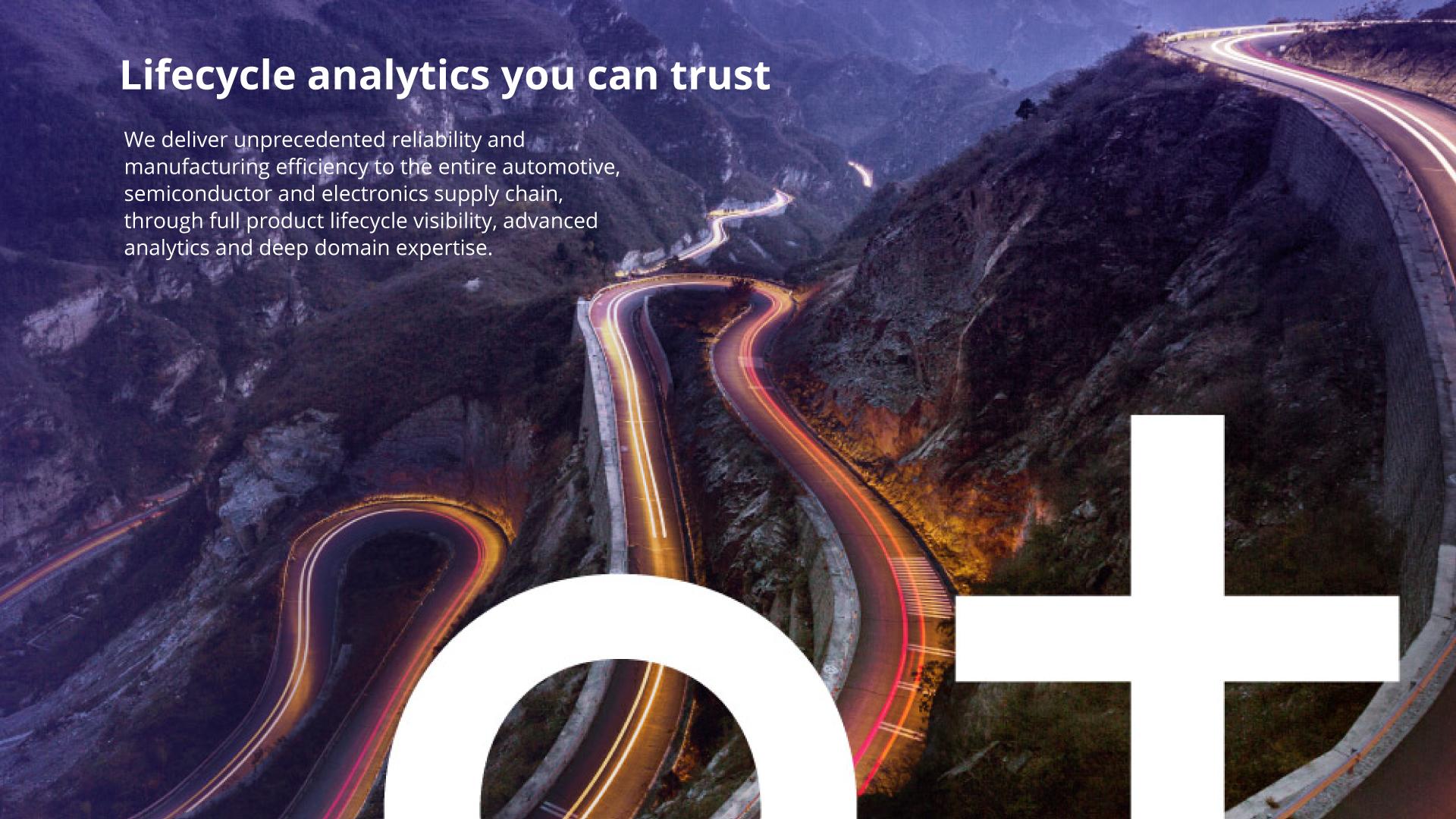 "OptimalPlus – ""Lifecycle analytics you can trust"" Automotive World 2019-featured-image"