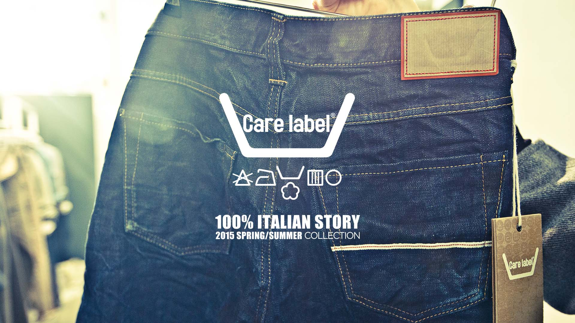 Care Label  -100% ITALIAN STORY--featured-image