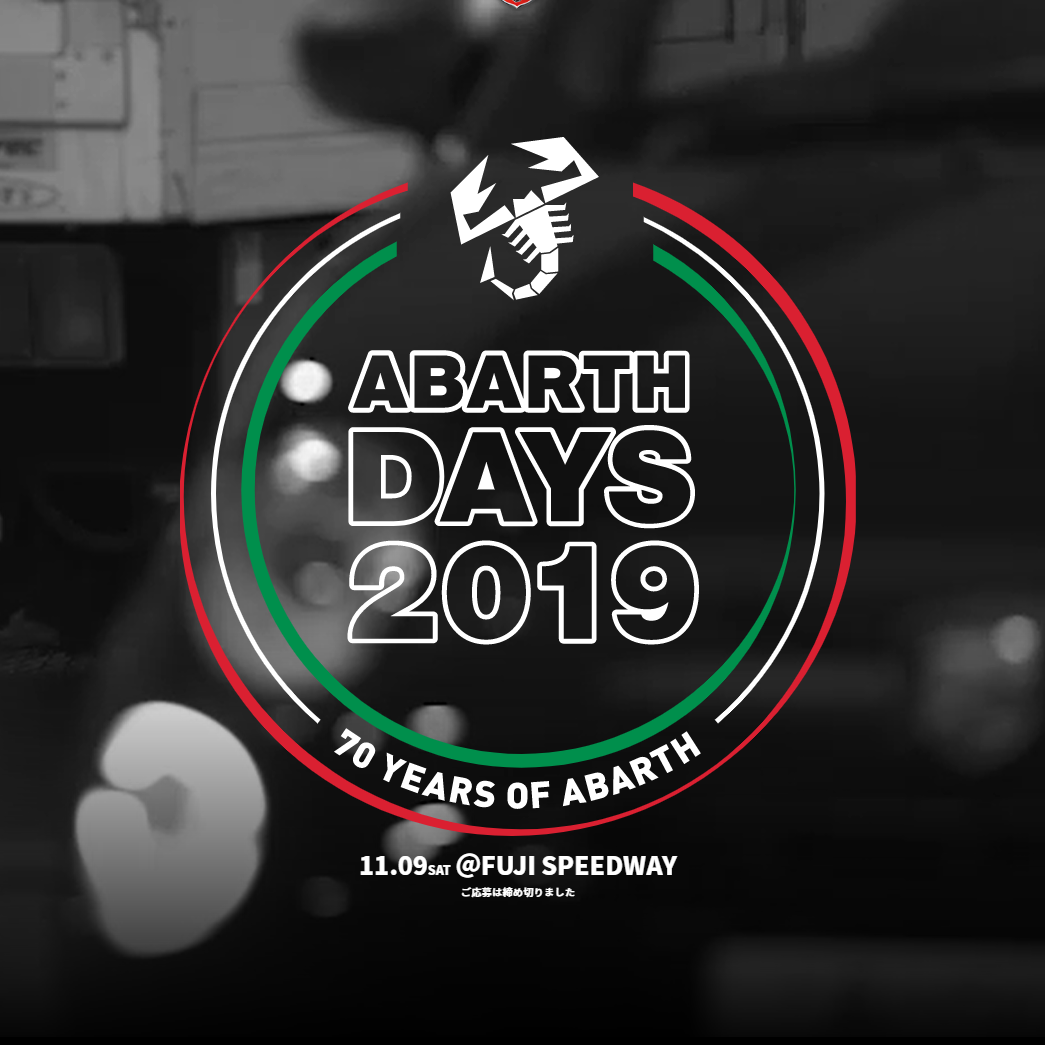 ABARTH DAYS 2019-featured-image