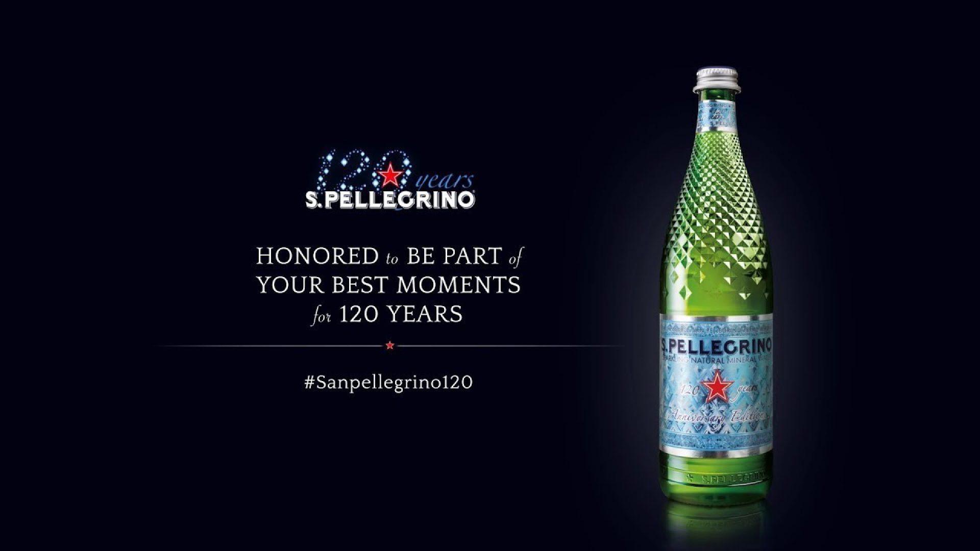 sanpellegrino bottle